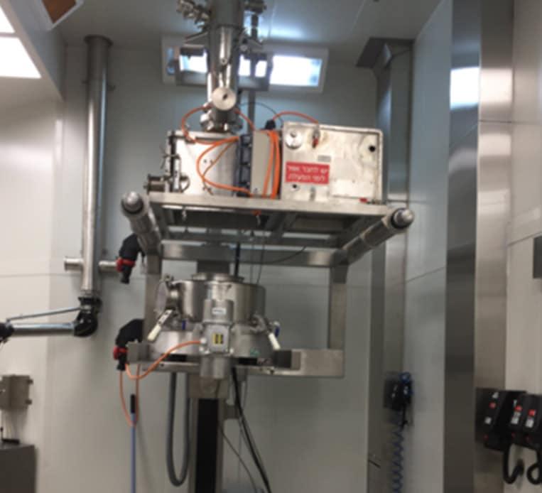 Pharmaceutical Project - New bin blender-2-01288p