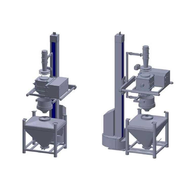 Pharmaceutical Project - New bin blender-3-p404