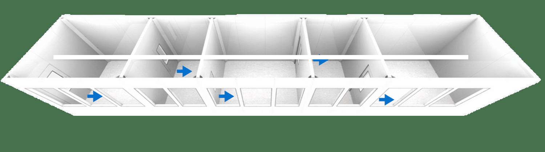 קורס חדרים נקיים - תכנון, הקמה ותיקוף (וולידציה) | RS NESS